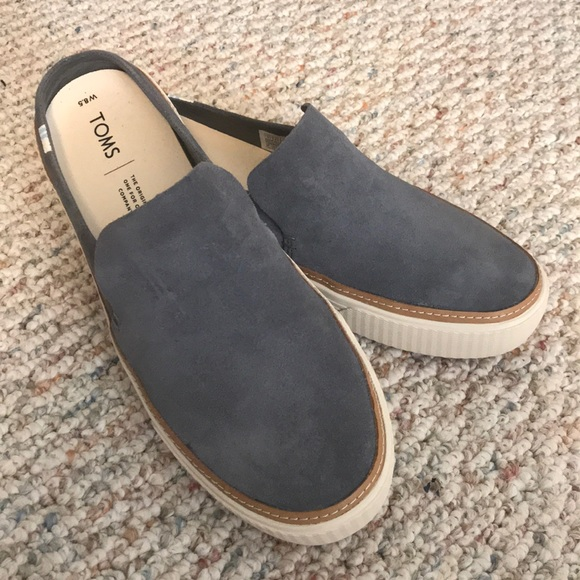 da4d5f7a40 Toms Shoes | Sunrise Slipon Sneaker | Poshmark